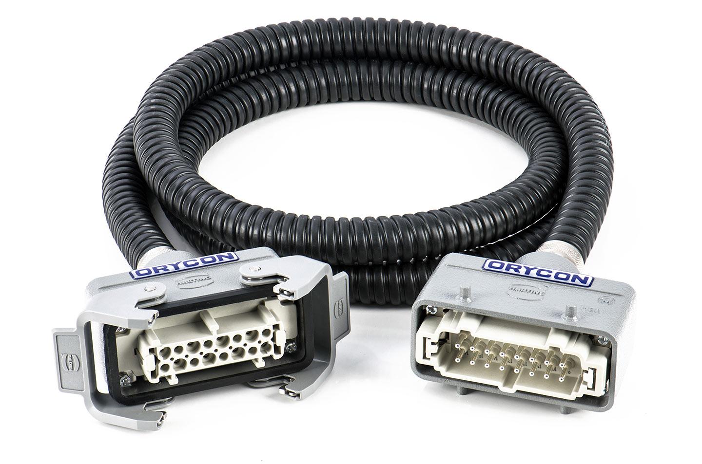výroba kabelů Orycon
