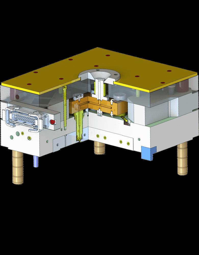 CAD model ORYCON